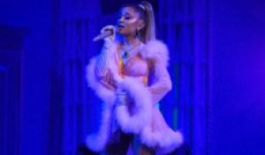 Ariana Grande Performs 'Thank U, Next' Medley at the 2020 Grammy Awards