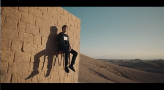 Watch Louis Tomlinson Stage Desert Concert in 'Walls' Video