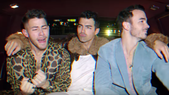 Jonas Brothers Ride Through Vegas in Alternate 'What a Man Gotta Do' Video