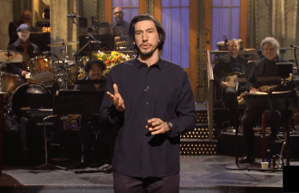 Adam Driver on 'SNL': 3 Sketches You Have to See