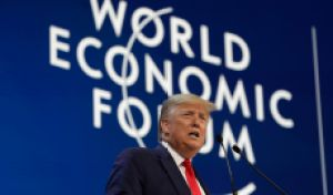 Trump Bashes Climate Activists in Address to World Economic Forum in Davos