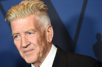 David Lynch and a Monkey Just Released a Seven-Inch of Torch Ballads