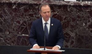 Adam Schiff Opens Impeachment Trial Quoting Alexander Hamilton