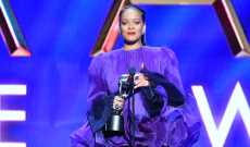 See Rihanna's Powerful NAACP Image Awards Speech