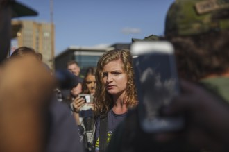 What Really Happened at Ohio University When Kaitlin Bennett Showed Up?