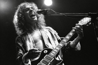 Peter Frampton Details Memoir 'Do You Feel Like I Do?'