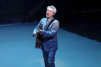 David Byrne's 'American Utopia' Will Return to Broadway in September