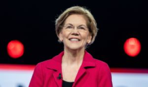 Elizabeth Warren Calls for Border Wall Money to Be Redirected to Fight Coronavirus