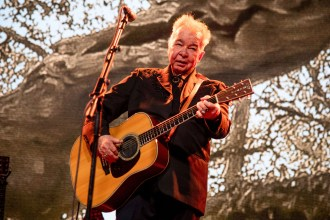 John Prine 'Stable on the Respirator' After Hospitalization