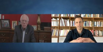 Bernie Sanders Talks Medicare for All in Light of COVID-19
