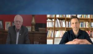 Bernie Sanders Talks Medicare for All in Light of COVID-19