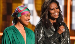 Michelle Obama Praises Alicia Keys in New Book Excerpt