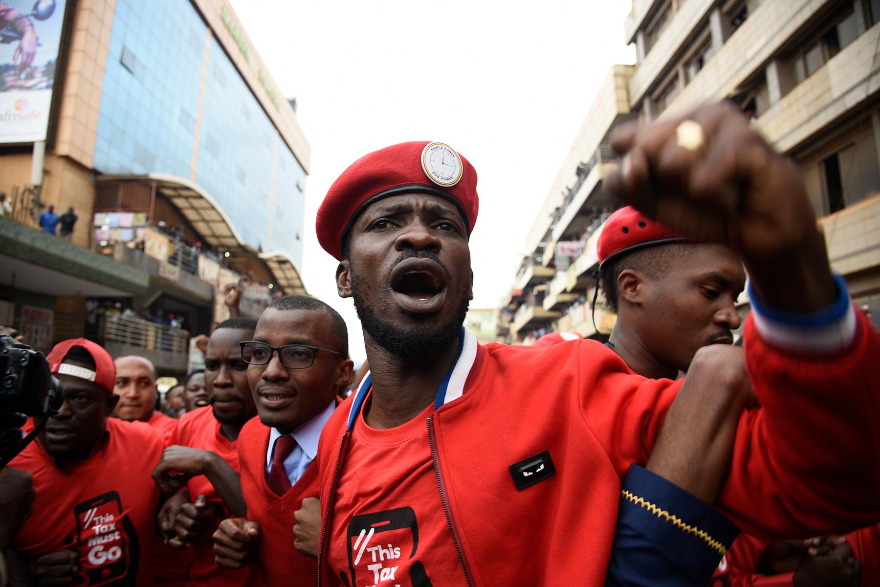 Uganda's 'Ghetto President': How Bobi Wine - Rolling Stone