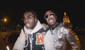 Pop Smoke Parties in Paris in Posthumous 'Shake the Room' Video With Quavo