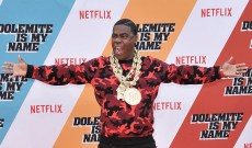 Tracy Morgan Says He's Roleplaying as the Scientist Who's Cured Coronavirus