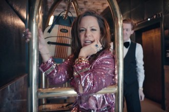 Bebel Gilberto Dances Around Her Hotel Room in 'Deixa' Video