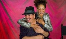 Carlos Santana, Cindy Blackman Santana Cover John Lennon's 'Imagine'