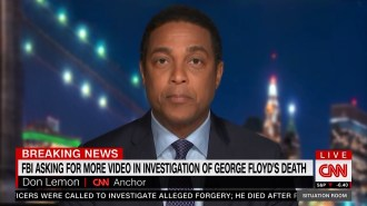 'No One Wants to Hear From the Birther-in-Chief,' Don Lemon Erupts About Trump and the George Floyd Killing