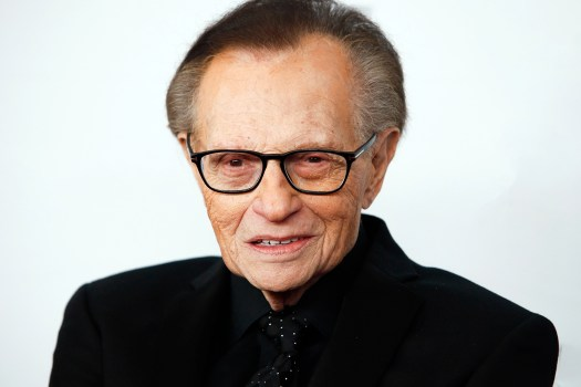 Larry King to Host Celebrity Interview Podcast 'The ...