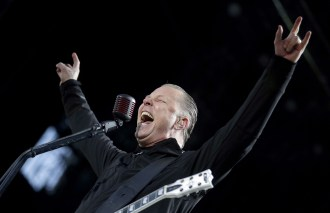 Metallica Streaming Peru 'By Request' Show From 2014