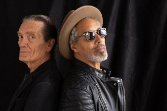 G.E. Smith, LeRoy Bell Preview First Album Together With 'Black Is the Color'