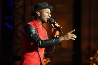 Aloe Blacc: The Police Have Hid Behind 'Qualified Immunity' for Too Long