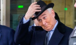 Trump Signals Roger Stone Pardon: 'He Can Sleep Well at Night!'
