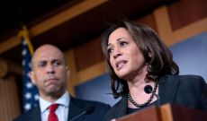 Cory Booker and Kamala Harris Give Emotional Rebuttal to Rand Paul Blocking Anti-Lynching Bill