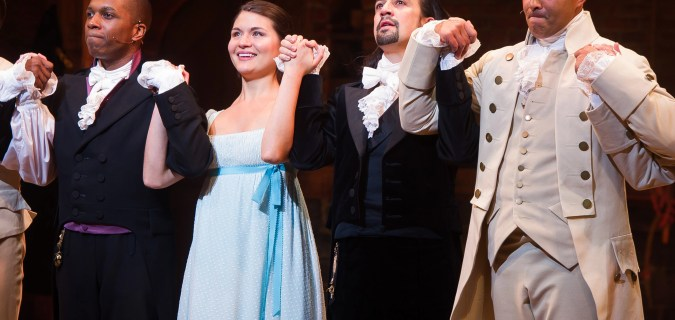 From 'Hamilton' to 'Irresistible,' Here Are the Best New Releases to Stream Online Right Now