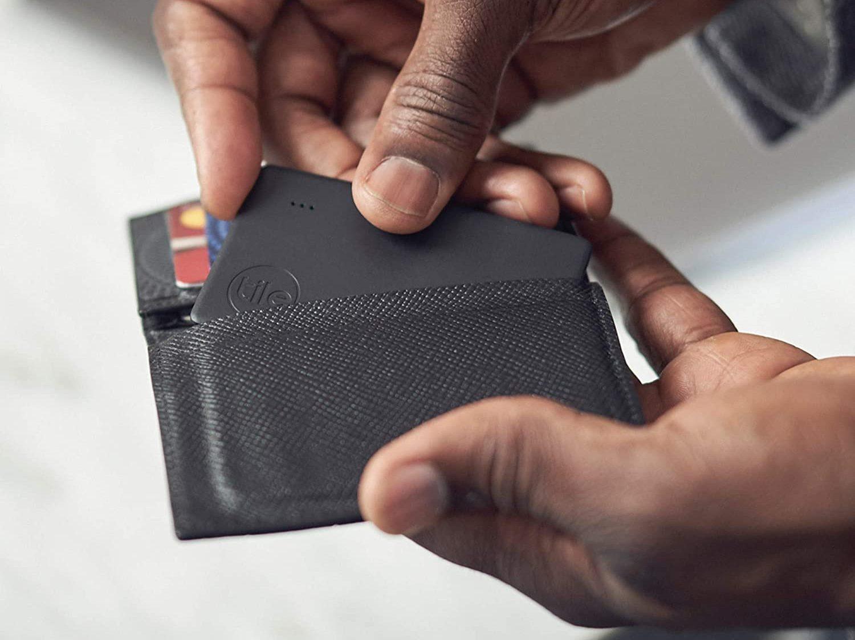 wireless tracker for smart wallet keys