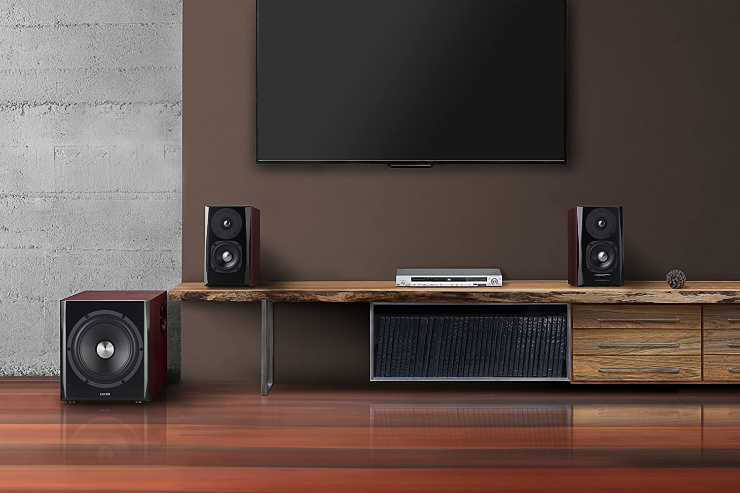 The Best Powered Speakers 2020 Edifier Audioengine Monoprice Rolling Stone