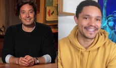 Trevor Noah, Fallon Climb the Hill of Beans That Is Trump's Goya Obsession