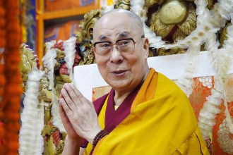 Dalai Lama to Celebrate 85th Birthday, New Album With Livestream