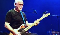 Hear David Gilmour's First New Song in Five Years 'Yes, I Have Ghosts'
