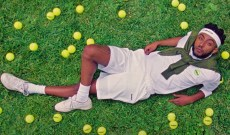 Aminé Challenges Himself on Tennis Court in New 'Compensating' Video