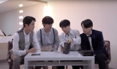 Watch: BTS Meets QVC as the Group Posts Unboxing Video of Samsung's Foldable Phone