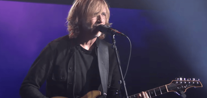 Watch Trey Anastasio Become Late-Night TV's First In-Studio Guest Since March