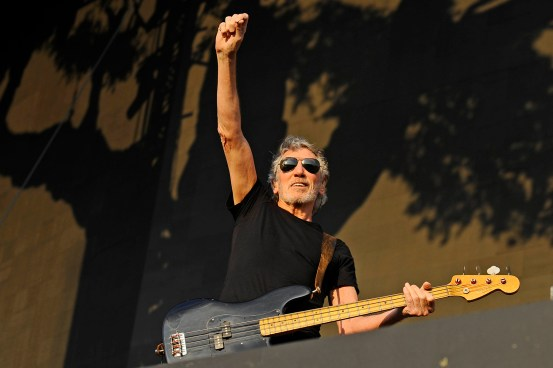 Roger Waters sets 2022. These are not tour dates