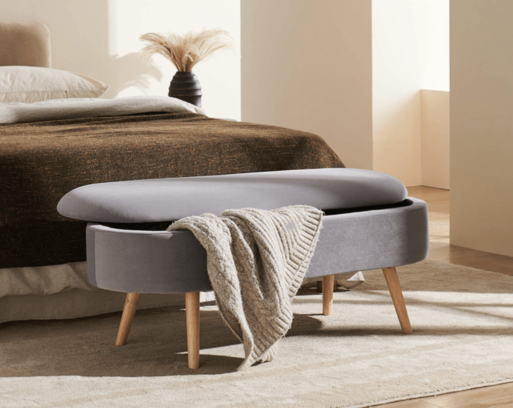 Best Ottomans for Storage 2021 Most Stylish Ottomans for Every Room   Rolling Stone
