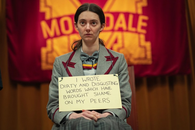 Sex Education; Season 3 Review:  Moordale High Rolling Stone