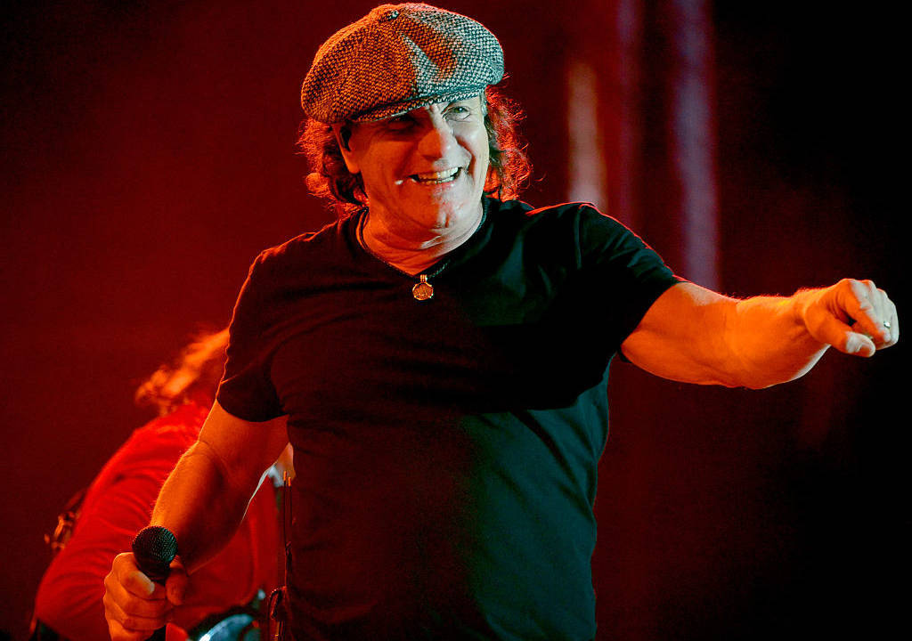 AC / DC: Brian Johnson was not allowed to say goodbye to Malcolm Young