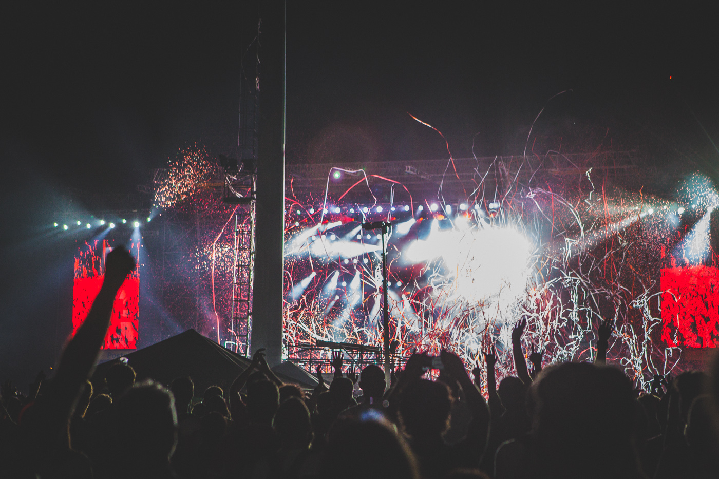 MUSE @ Rock In Roma 2015
