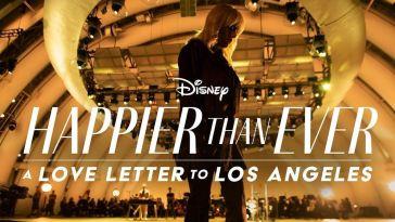Billie Eilish con l'orchestra: ecco le prime immagini dello speciale per Disney+
