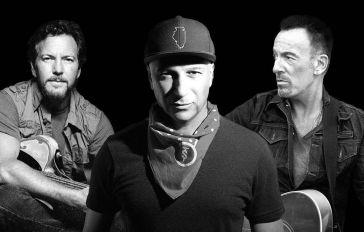 Ascolta 'Highway to Hell' rifatta da Tom Morello, Eddie Vedder e Bruce Springsteen