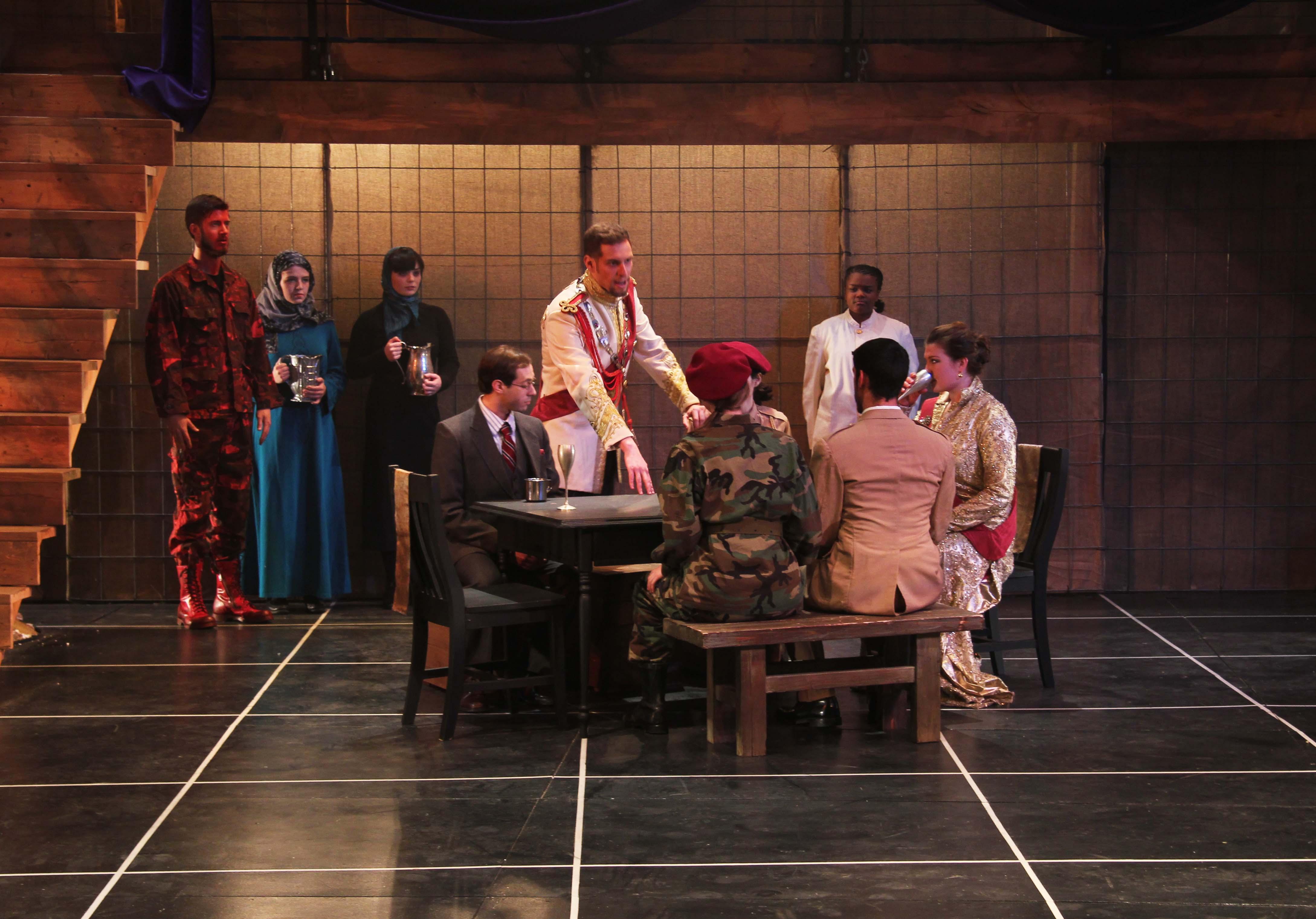 Shakespeare's Macbeth: A Progressive Adaptation   Roll Online