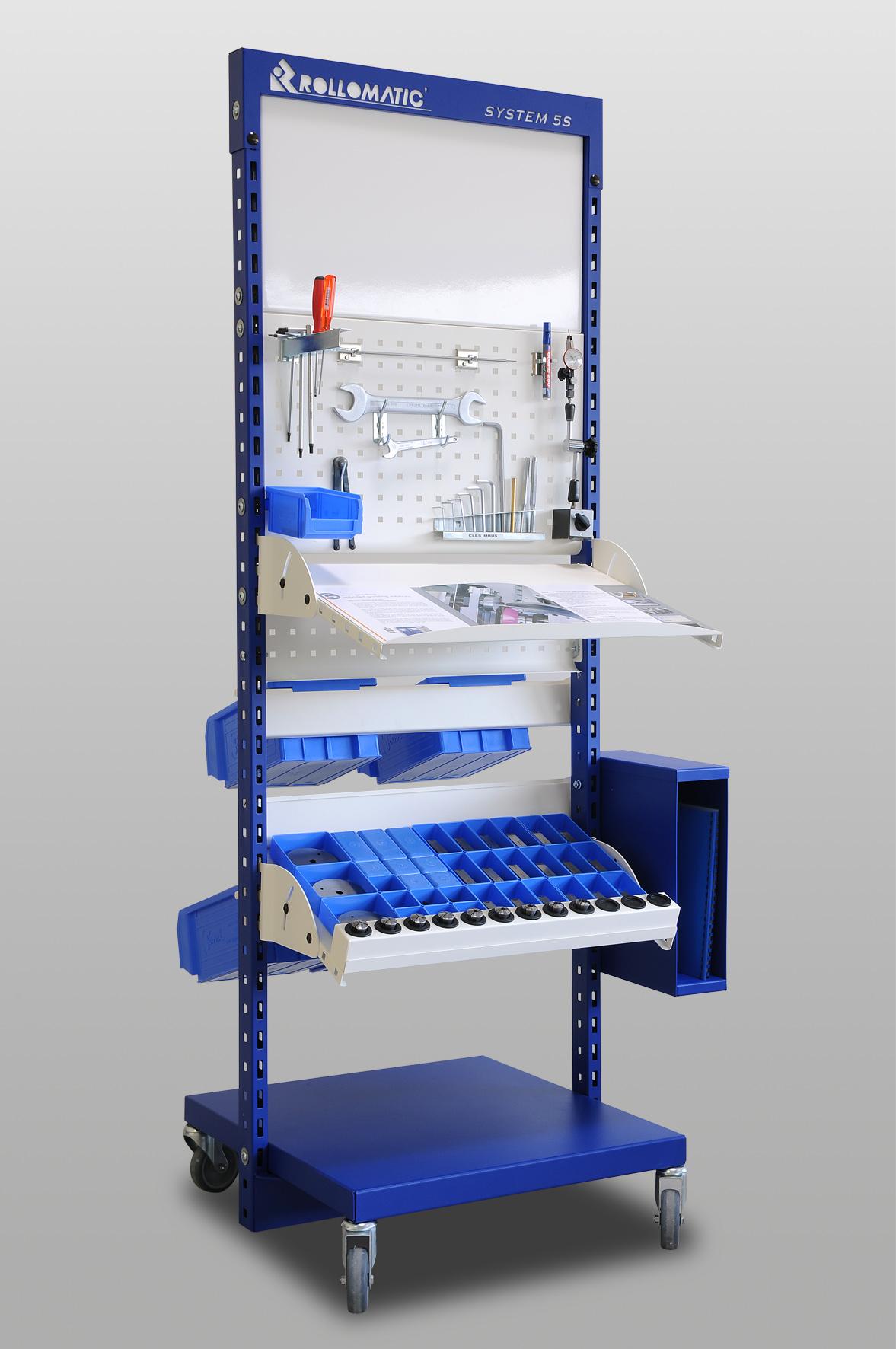 Rollomatic SA – Precision CNC Machines For Cutting Tools