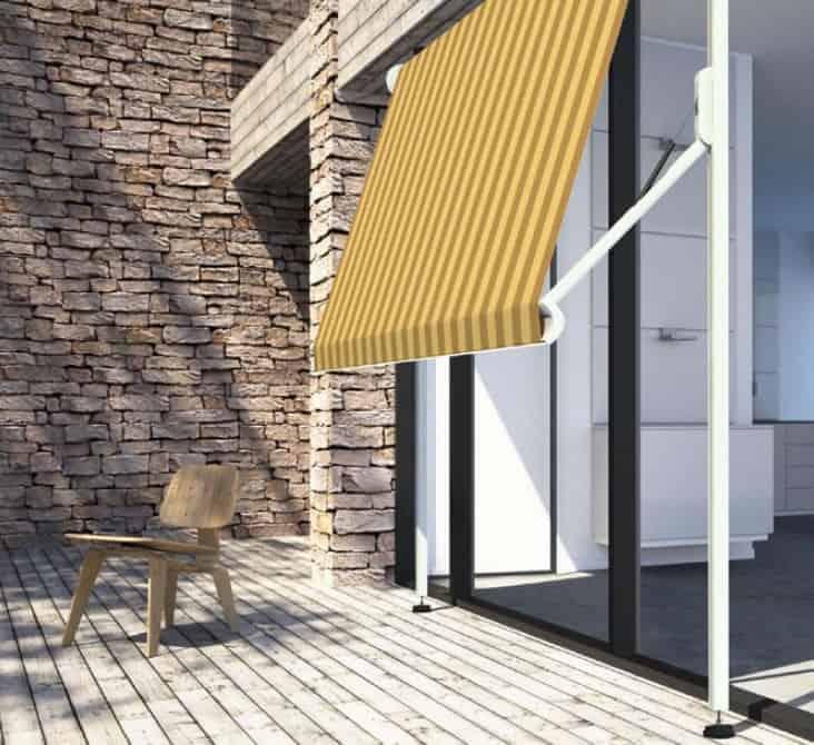 balkonfcher ohne bohren terrasse paravent sichtschutz. Black Bedroom Furniture Sets. Home Design Ideas