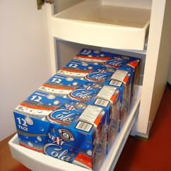 Sliding Drawers For Kitchen Cabinets Ceramic Canisters Slide Out Four Secrets That Nobody Will Tell You Pullout Shelves