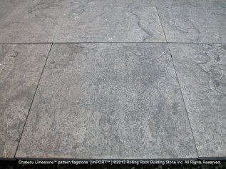 Chateau Pattern Flagstone