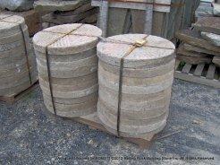 Antique Millstones
